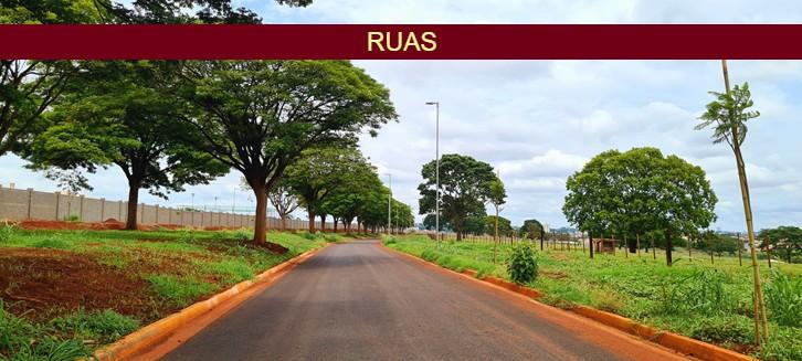 Ruas Asfaltadas